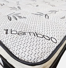 Load image into Gallery viewer, Bamboo Black Euro Top Mattress