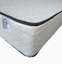Load image into Gallery viewer, Oscar White Regular Firm & Soft Mattress