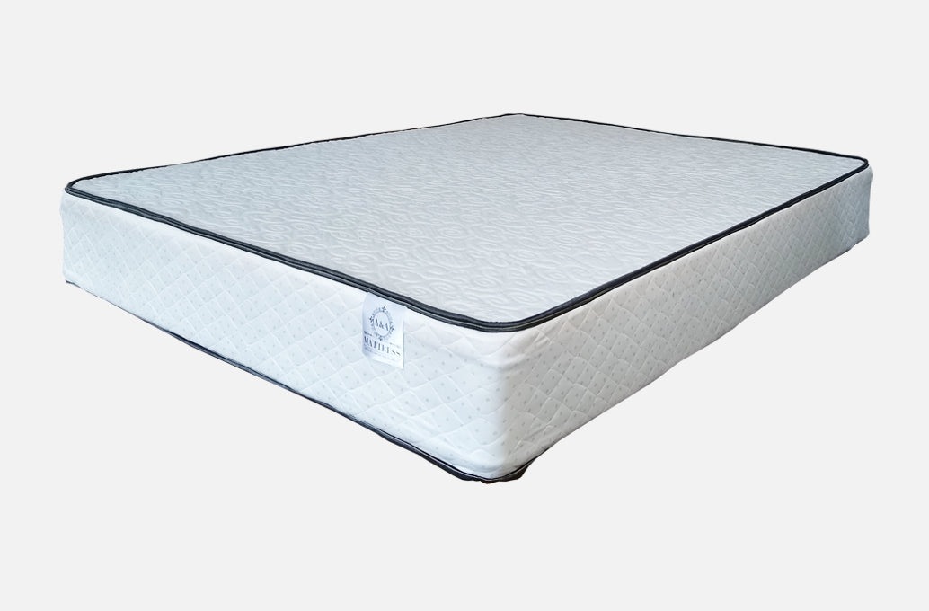 Oscar White Regular Firm & Soft Mattress