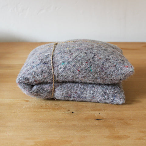 Merino Wool Heat Pack Grey Lavender