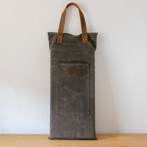 Waxed Canvas Kneeler