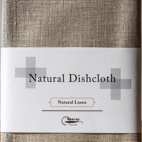 Natural Dish Cloth Linen