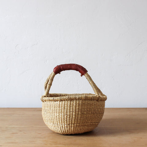 Mini Round Basket