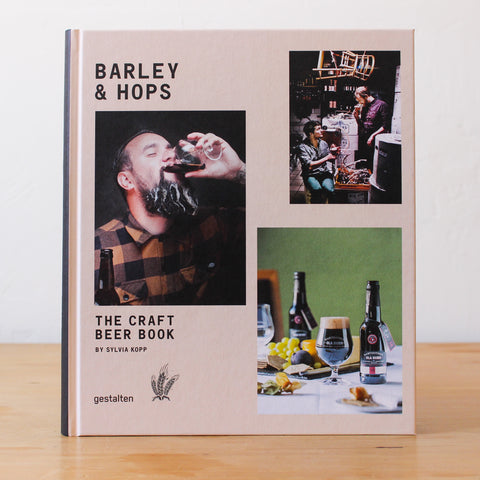 Barley & Hops: Craft Beer Book