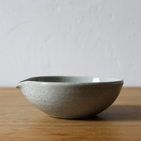 Pottery Large Pouring Bowl