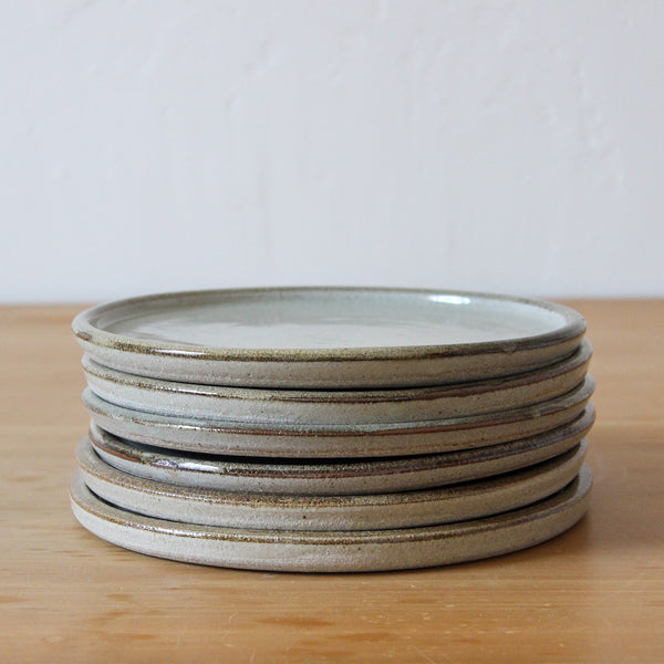 Pottery Snack Plate