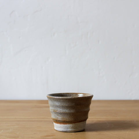 Pottery Tea Bowl