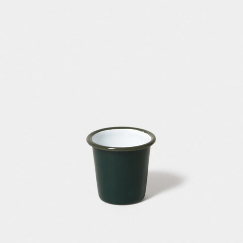 Enamel Mini Tumbler Samphire Green