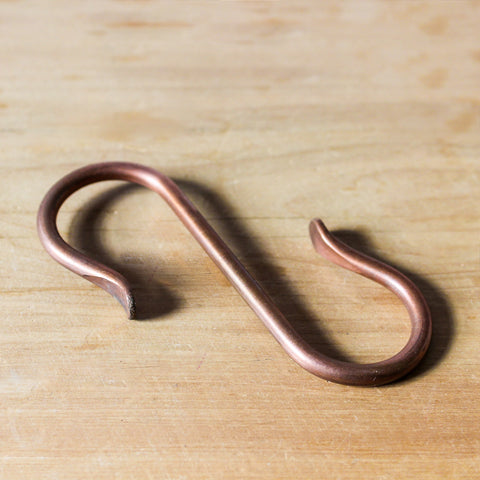 S Hook Copper