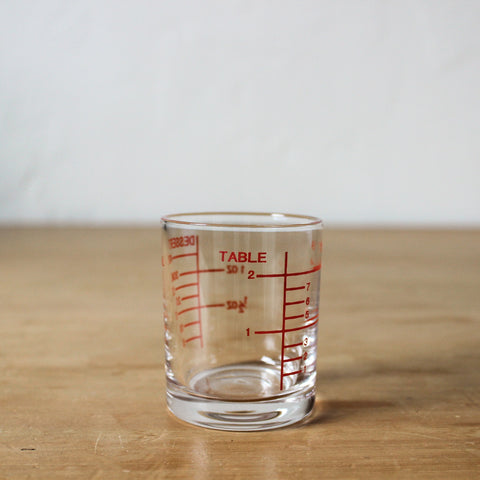 Glass Measuring Cup Mini