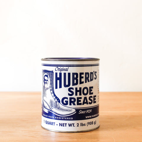 Shoe Grease Can 908g