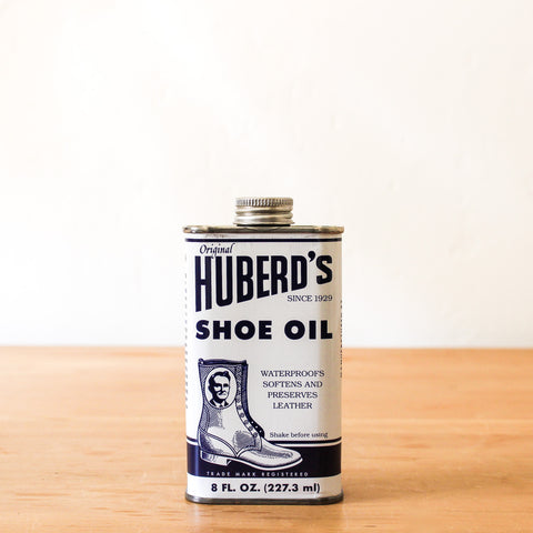 Shoe Oil Can 227g