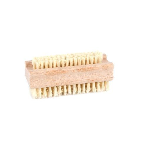 Nail Brush Ash Tampico Double Sided