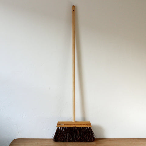 Broom Long Handle Birch Bassine