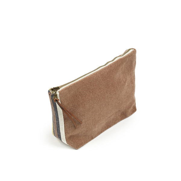 Leroy Cosmetic Bag Red Earth