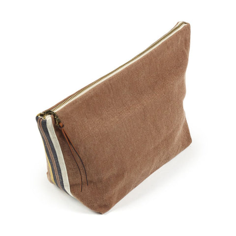 Leroy Pouch Red Earth