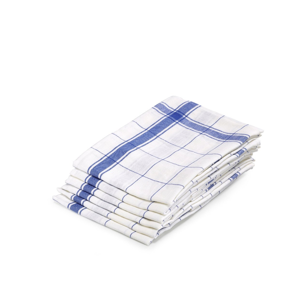 Parma Tea Towel Blue