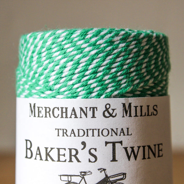 Baker's Twine Light Green