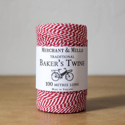 Baker's Twine Red