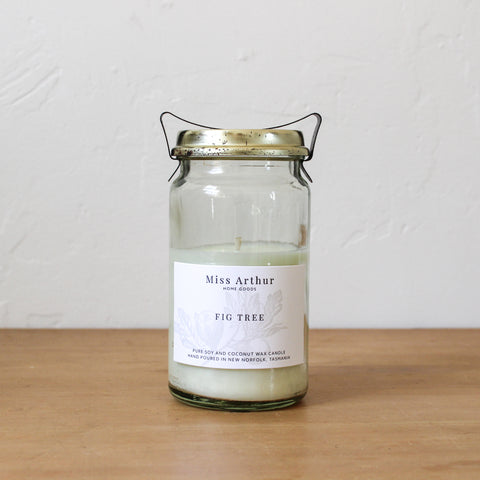 Fig Tree N° 20 Candle