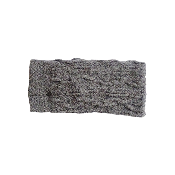 Teni Wool Hand Warmer Charcoal