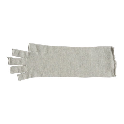 Teni Merino Wool Glove Light Grey