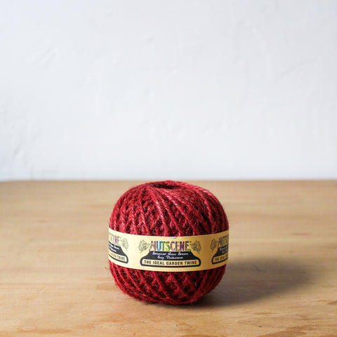 Twine Ball 100g Red
