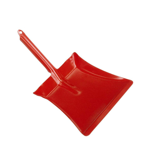 Child's Dust Pan Red