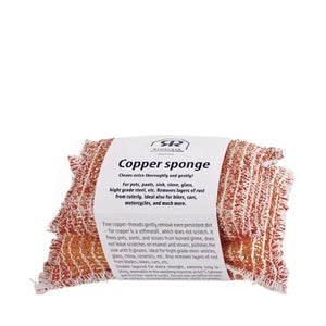 Copper Sponge Set of 2