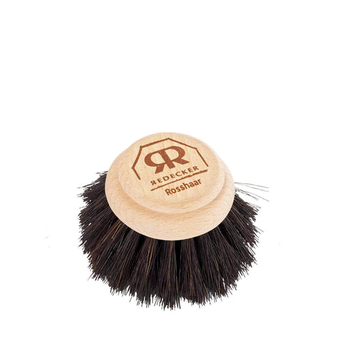 Dish Brush Replacement Head Black 5cm