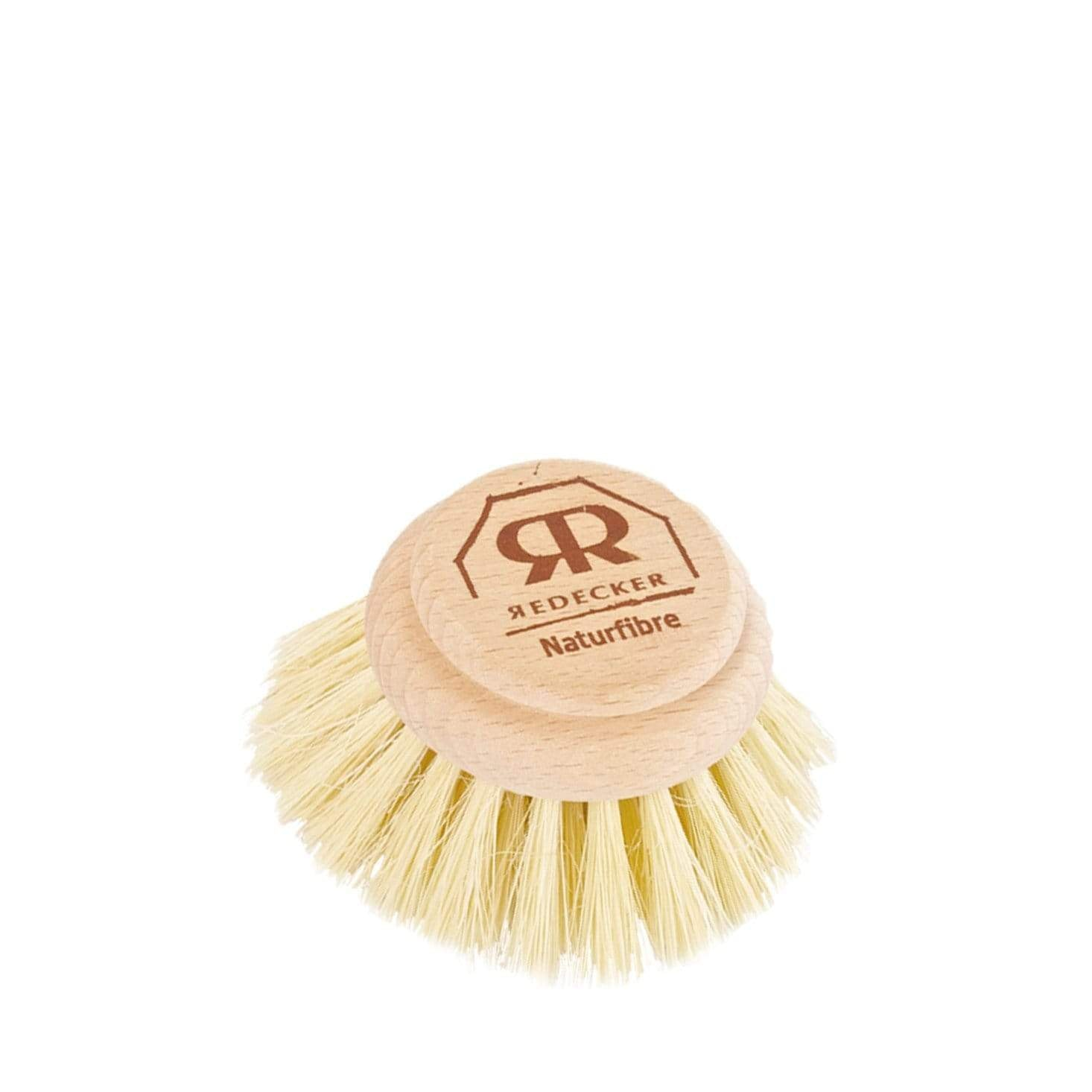 Dish Brush Replacement Head Natural 5cm