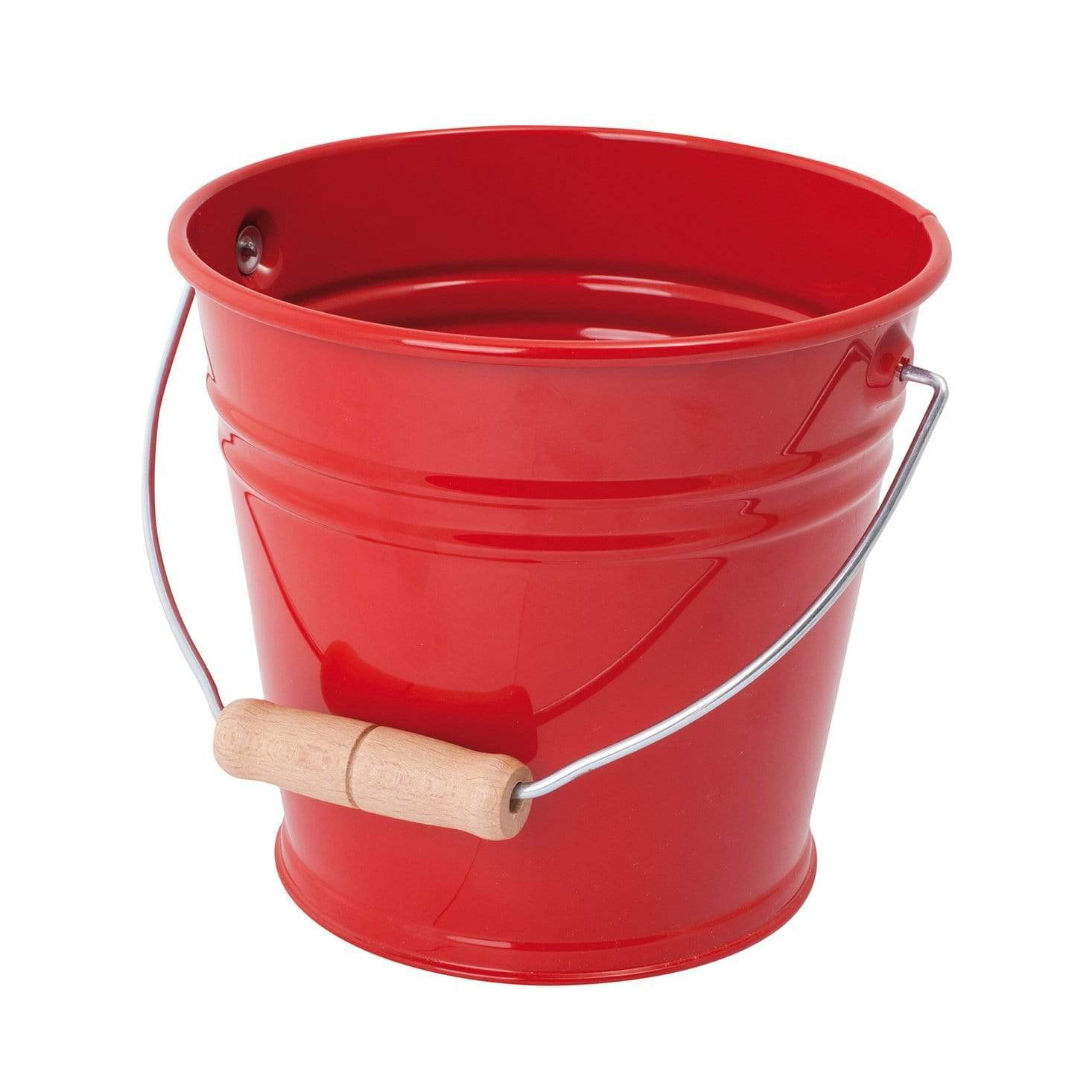Bucket - Red