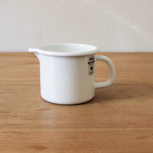 Jug with Spout White 0.5L