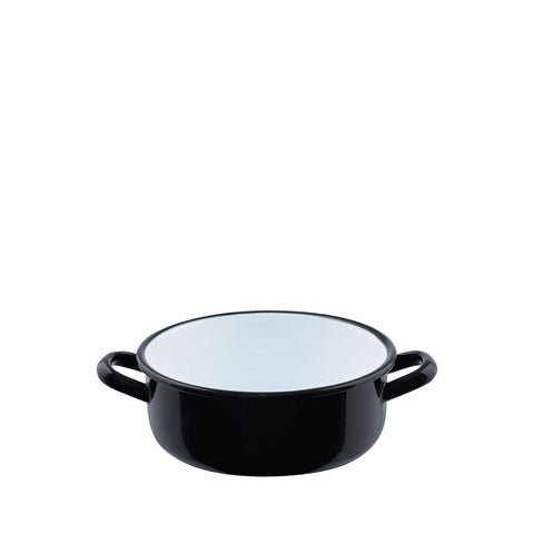 Classic Casserole with Cover Black 0.5 Litre