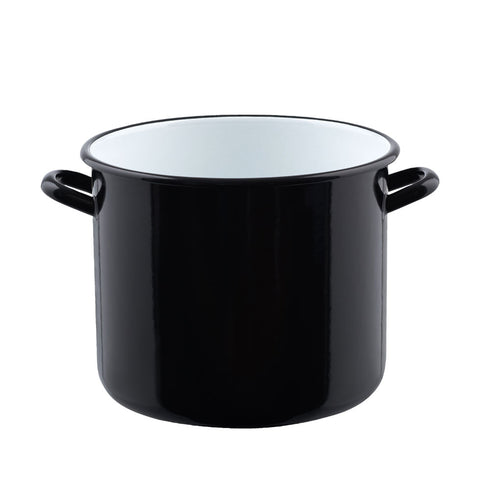 Classic Casserole with Cover Black 4 Litre