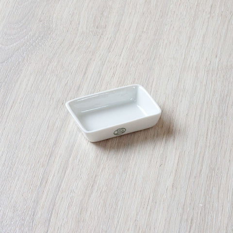 Porcelain Dish - Rectangle Small