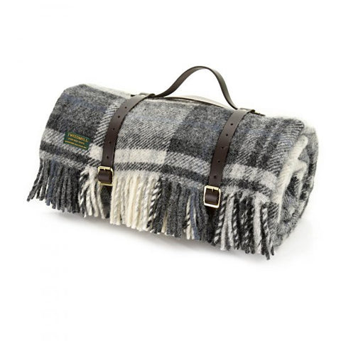 Polo Wool Rug Cottage Grey