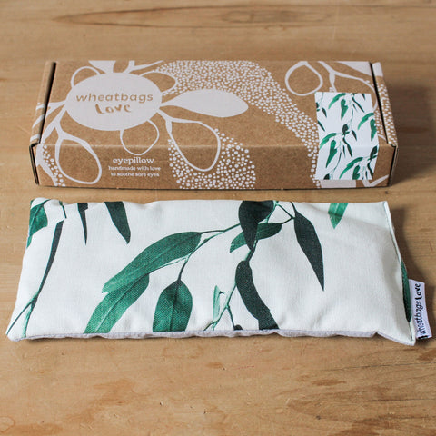 Eye Pillow - Gum Green Lavender