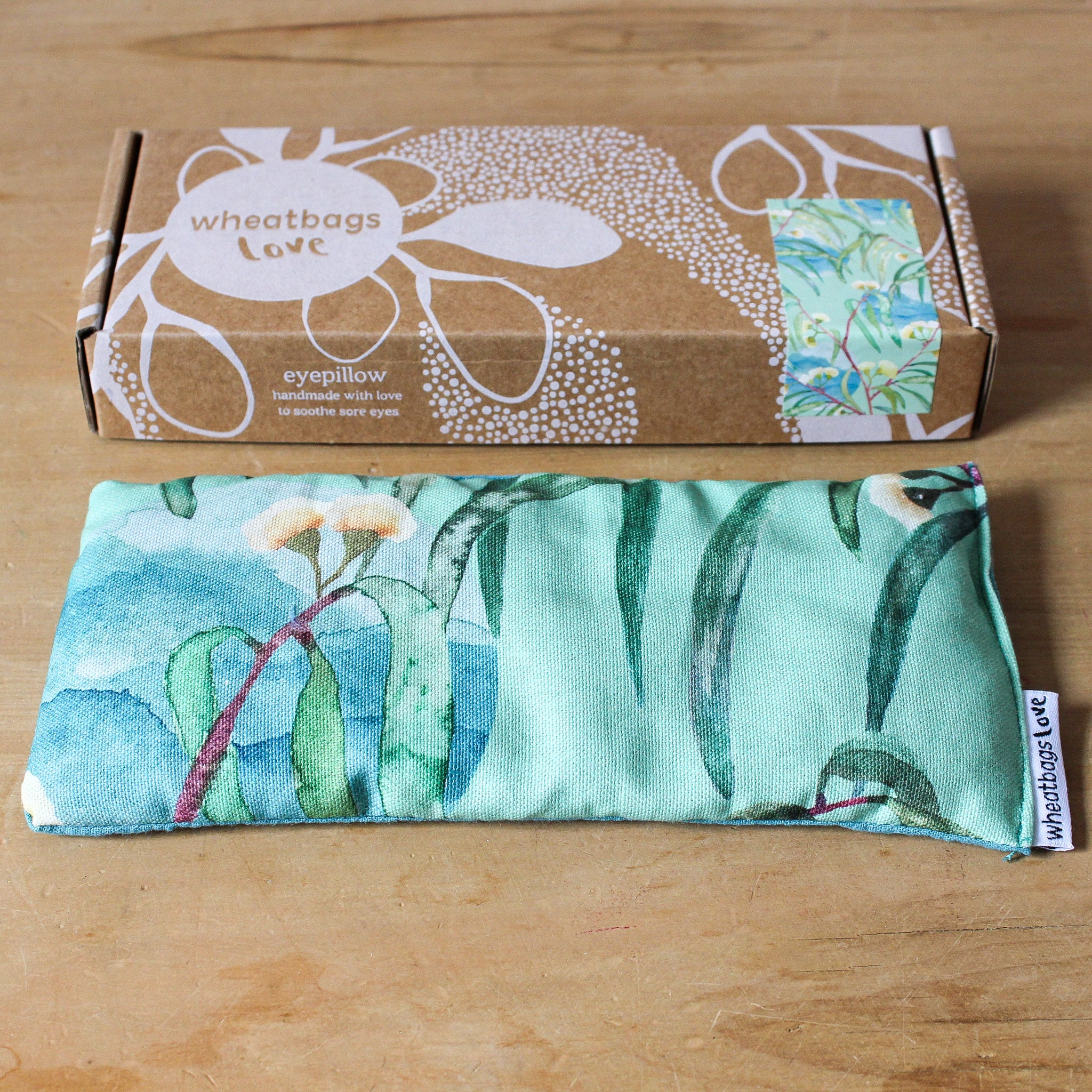 Eye Pillow - Gumnut Lavender