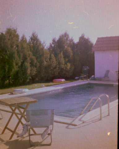 35mm photo of a swimming pool taken with an olympus pen ees-2
