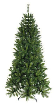 210cm Green Heartwood Spruce Tree