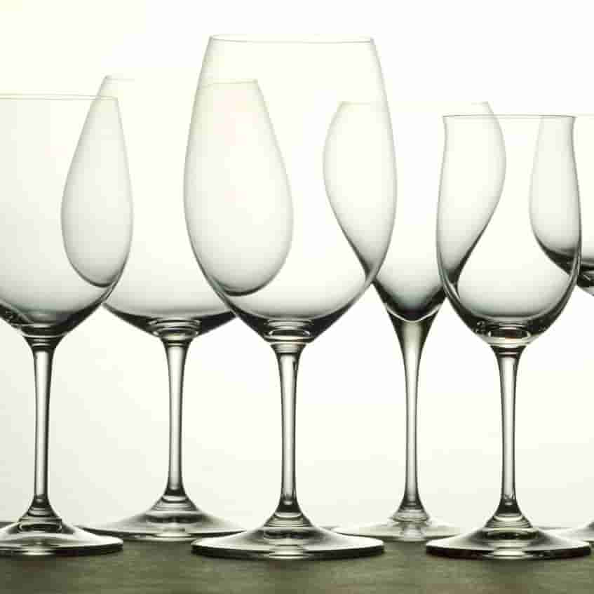 The Science Behind Wine Glass Shapes