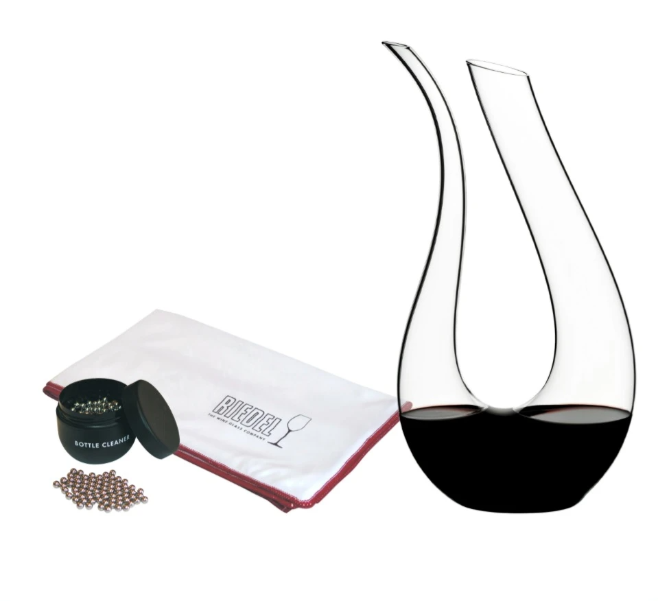 Riedel Amadeo Decanter 265th anniversary special bundle.