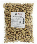 Davis Pistachio Nuts Roasted & Salted Resealable (1kg)