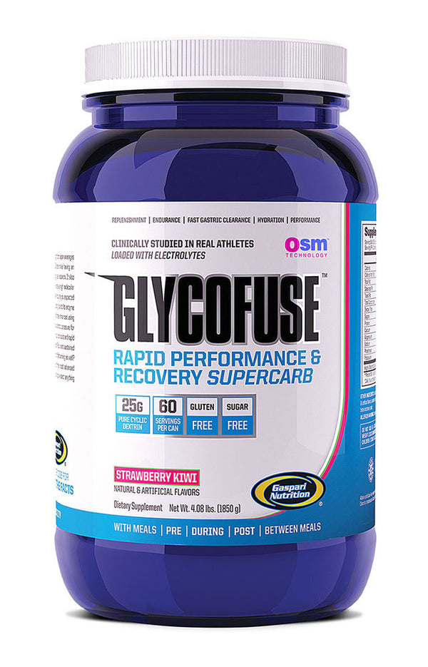 Gaspari Nutrition Glycofuse - Strawberry Kiwi (1.85kg | 60 Servings)