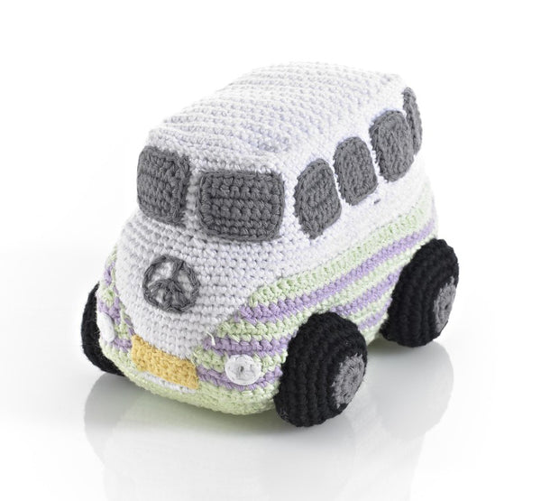 Pebble Crochet Campervan