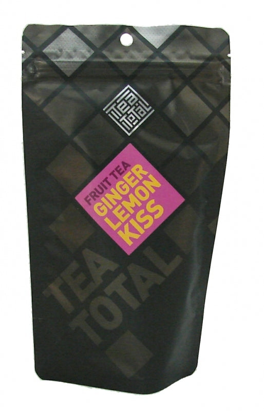 Tea Total - Ginger Lemon Kiss Tea (100g Bag)
