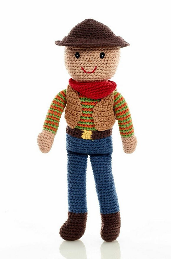 Pebble: Once Upon A Time Cowboy - Large
