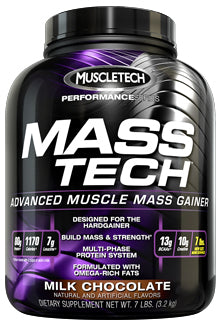 MuscleTech Performance Series Mass Tech - Strawberry (3.2kg)