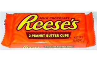 Reese's Peanut Butter Cups 42g (72 Pieces)